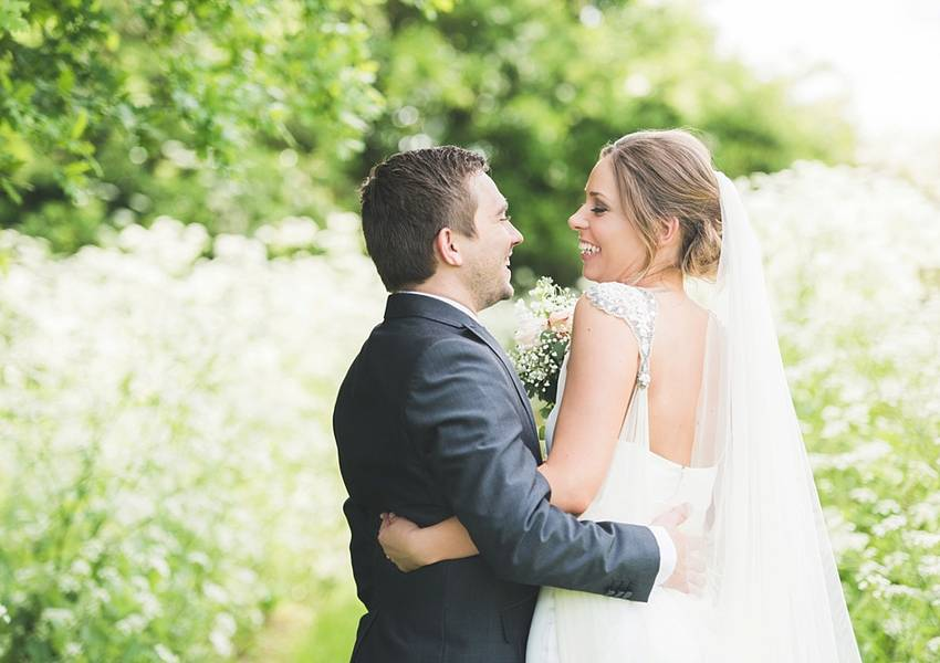 Grange Farm Wittering Wedding
