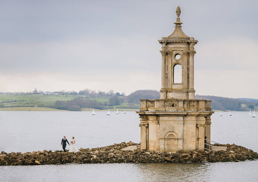 Normanton Church Wedding Photography
