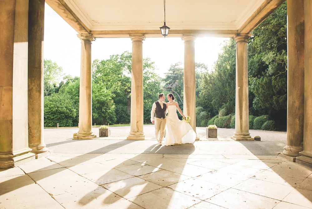 Kathryn & Tiff's Prestwold Hall Wedding