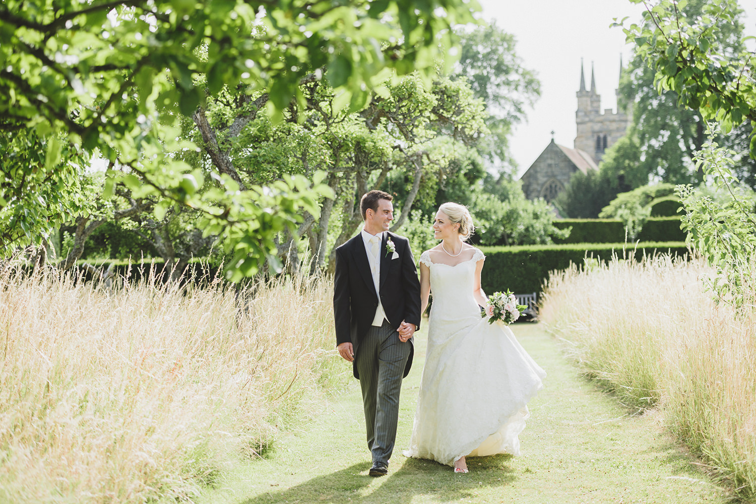 Penshurst Place Wedding Photography