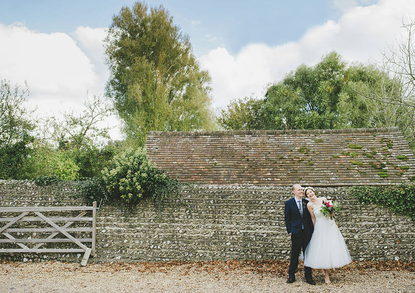 Quirky & Creative Wedding at Barcombe Village Hall