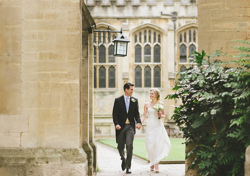Carly & Daniel's Oxford Wedding Photography
