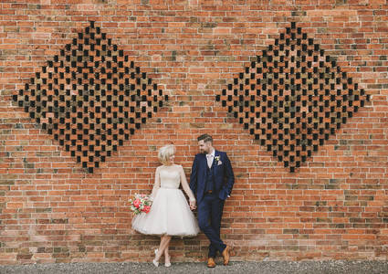 Vintage Inspired Wedding at Shustoke Farm Barns
