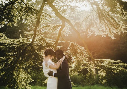 Autumn Wedding Photography at Hedsor House