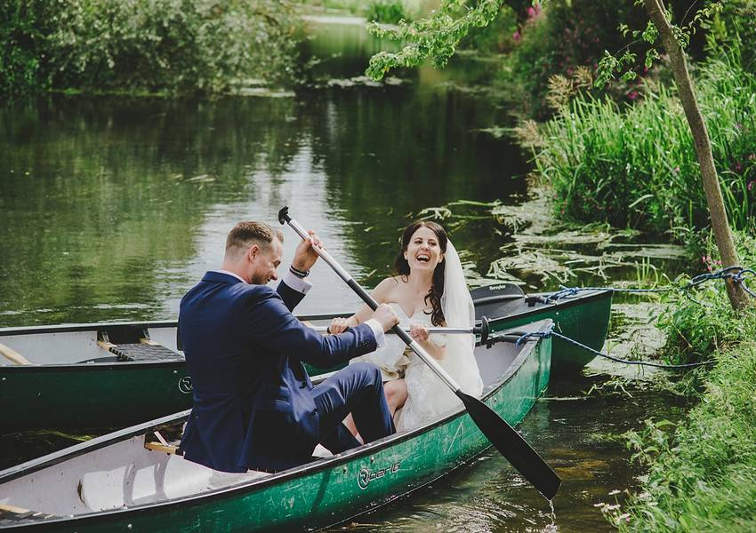 Tipi Wedding at The Granary Deeping: Kirstie & Lee