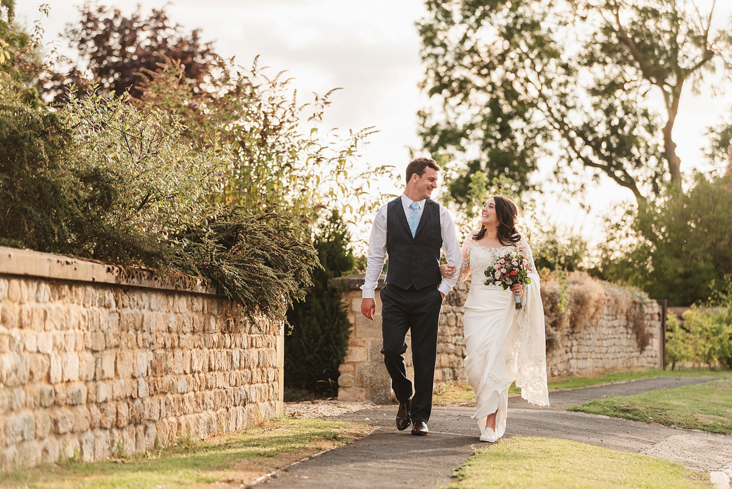 Lincolnshire Marquee Wedding: Lucy & Tom