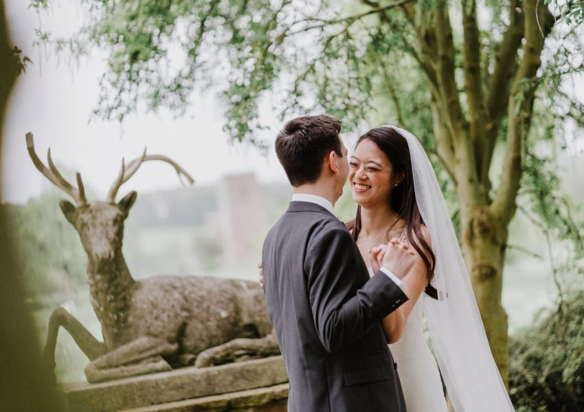 Bo & Andy's Chinese-English Fusion Wedding
