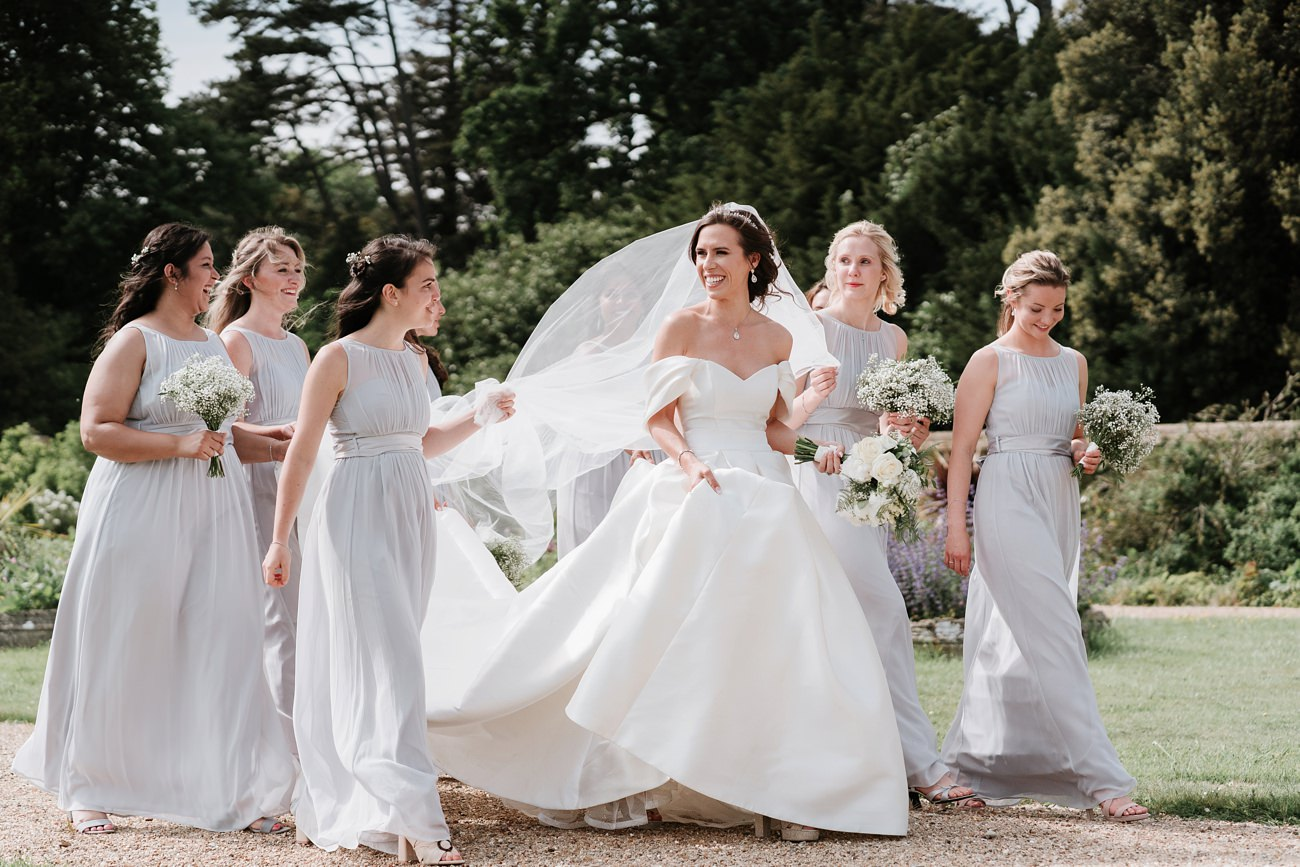 Stunning Summer Wedding at Orchardleigh Estate