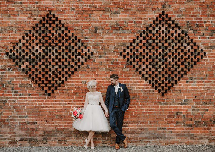 Vintage Inspired Wedding at Shustoke Farm Barns