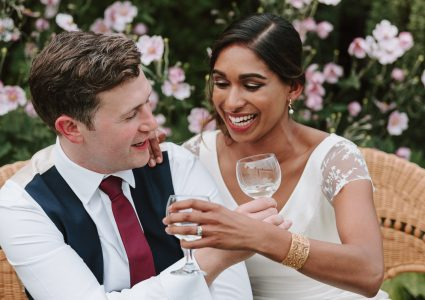Tanya & James' Stamford Wedding