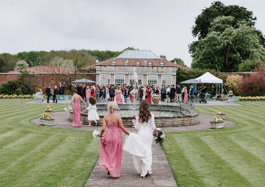 Irnham Hall Wedding Photography